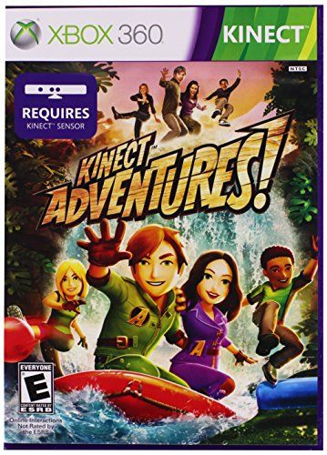 Discounted Kinect Adventures! Xbox 360