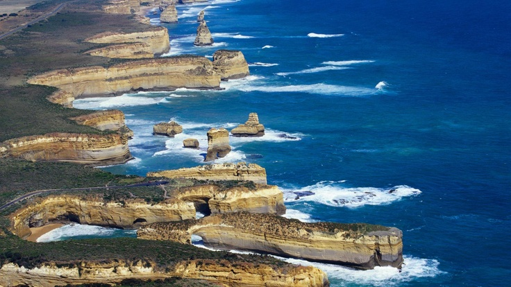 Victorias Shipwreck Coast Australia - Travel