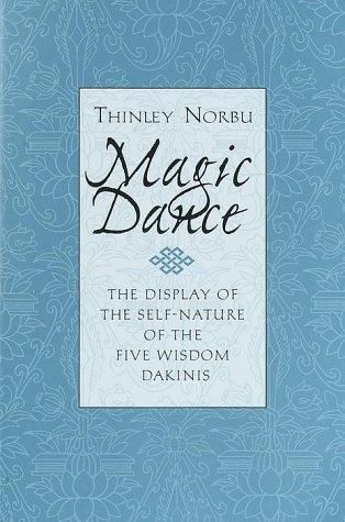 """Just Dharma Drama ~ Thinley Norbu Rinpoche http://justdharma.com/s/fs7eu  We may pretend to be Buddhists, but if we do not have a wisdom point of view and the compassion that the Buddha Shakyamuni revealed again and again, then whatever Dharma acts we perform are just Dharma drama for the nihilist audience to senselessly gossip about during intermission.  – Thinley Norbu Rinpoche  from the book """"Magic Dance: The Display of the Self-Nature of the Five Wisdom Dakinis"""" ISBN: 978-0877738855…"""