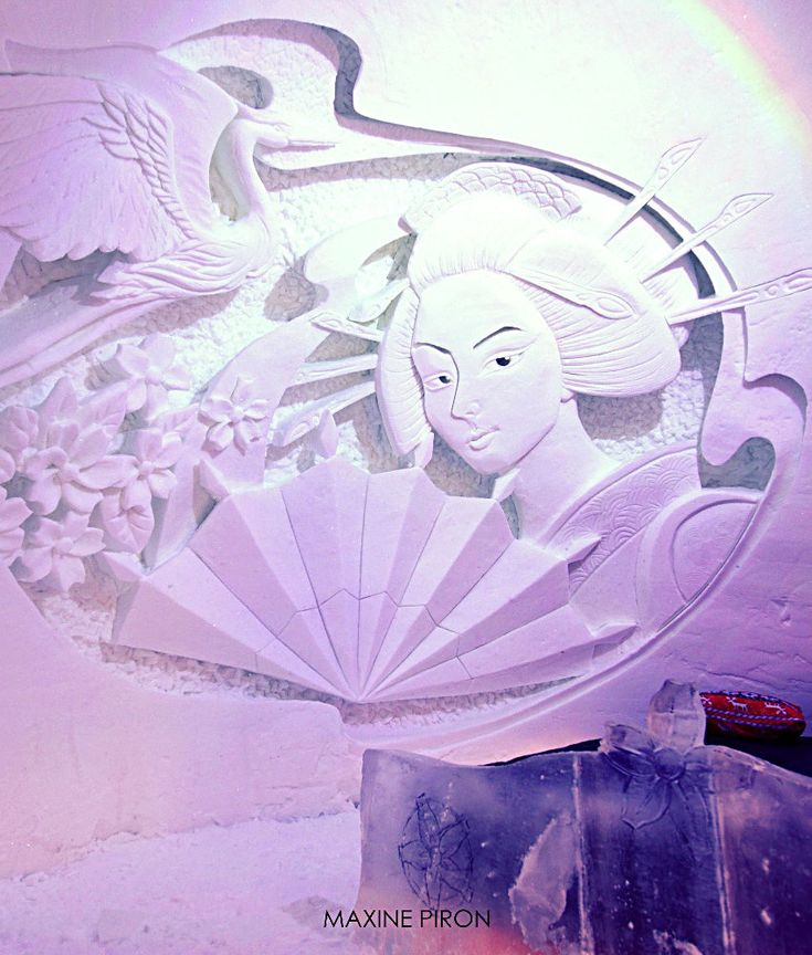 Snow is a gift from the sky. Cold, still, pure and beautiful. Welcome to Kirkenes Snowhotel.