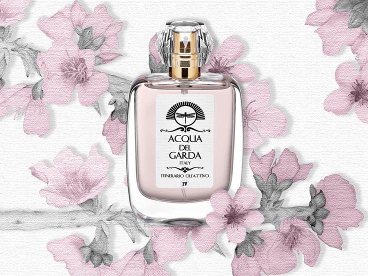 Eau de Parfum 50 ml - Itinerary IV - Acqua del Garda