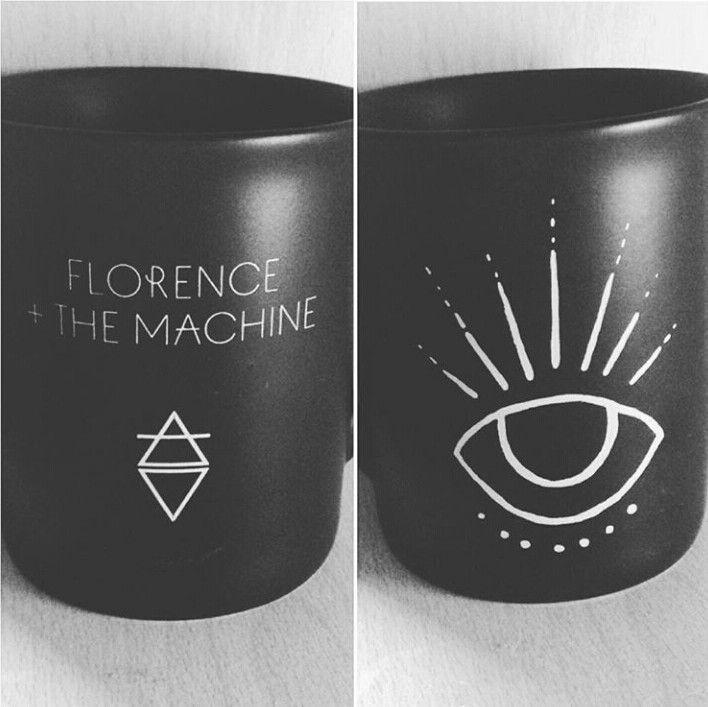 Florence and the Machine - How Big How Blue How Beautiful Mug