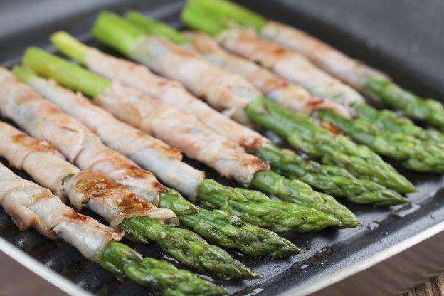 10 ideias de receitas apetitosas para fazer com aspargos em conserva