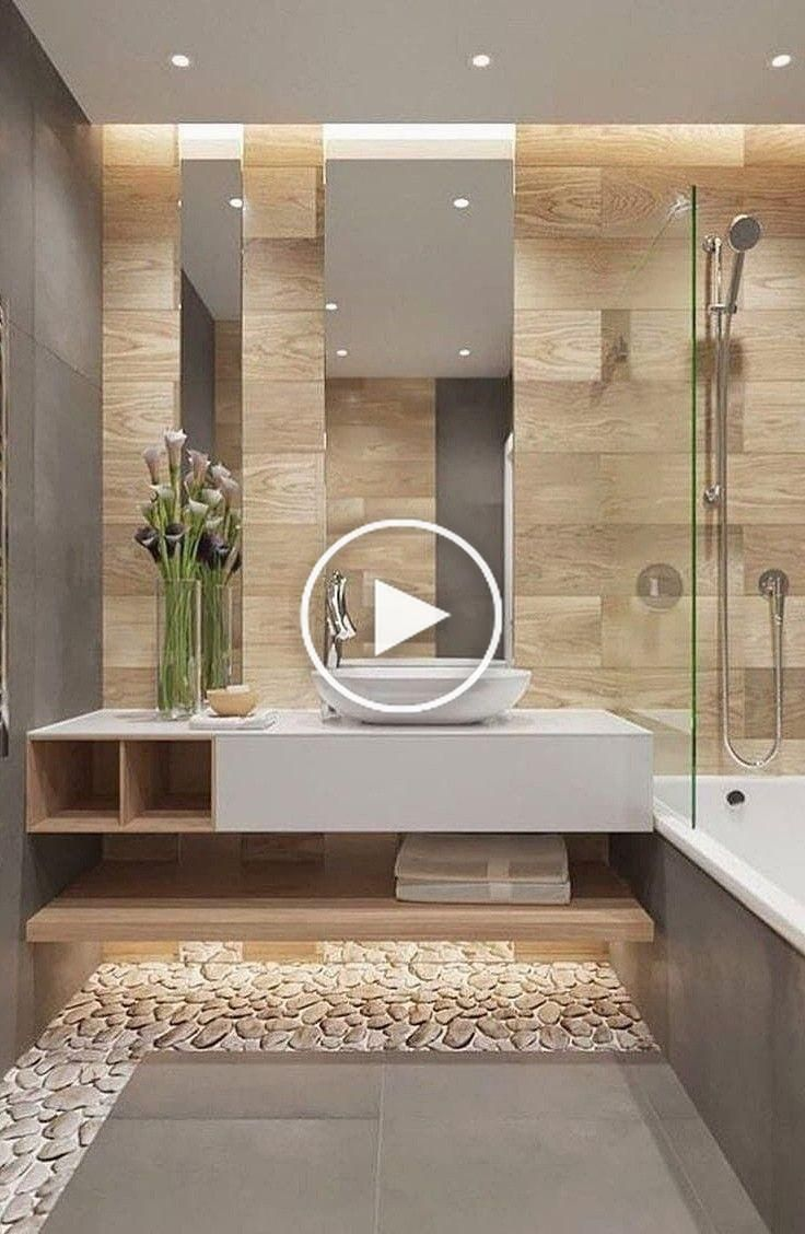 40+ Salle de bain marron beige inspirations