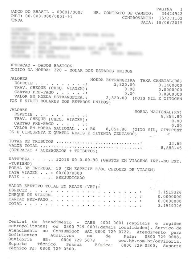 Brasileira nos EUA relata apuros após comprar dólar falso em agência do BB no Recife - NE10