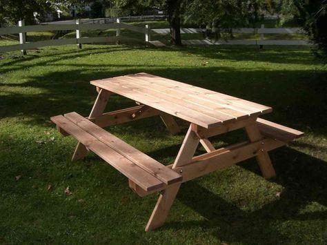 Promadino Bierbank Picknicktisch Bierzeltgarnitur Gartenbank mit Tisch Holzbank in Garten & Terrasse, Möbel, Bänke | eBay!