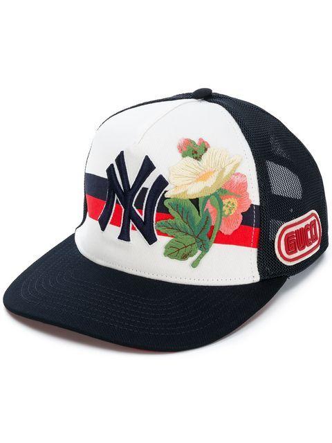 Gucci NY Yankees™ baseball cap  cb5c2bf504fa