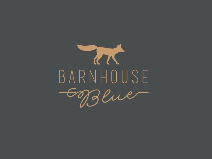 Barnhouse Blue Logo Concept 3