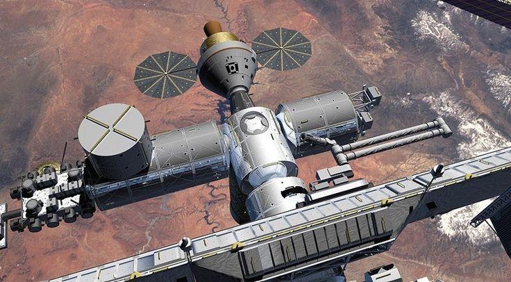 NASA authorization bill calls for Orion ISS study - SpaceNews.com