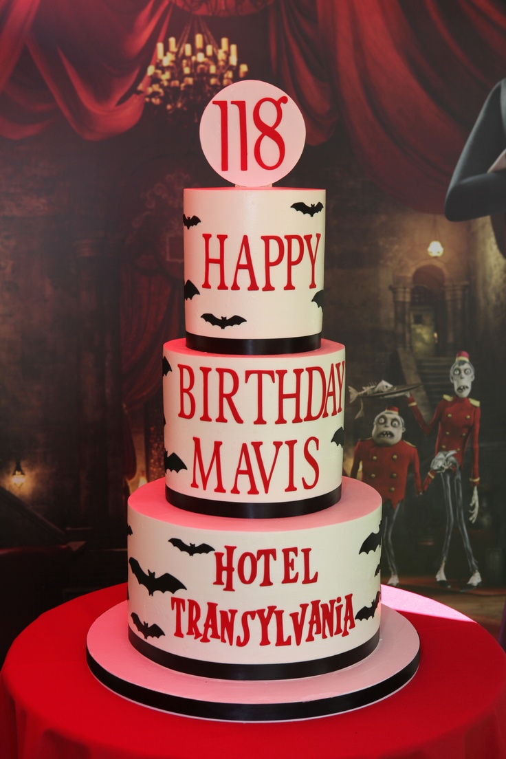 Flashback to the most important birthday party a teenaged vampire can ever have! | Hotel Transylvania 2