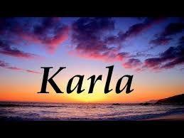 Resultado de imagen para nombre karla en graffiti para portada