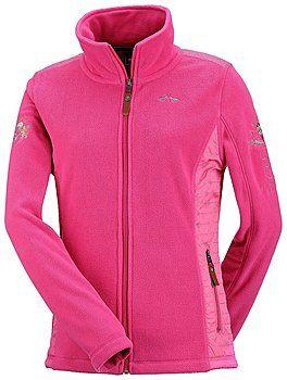 Veste à capuche en Powerstretch Arianne - Vestes en polaire - Kramer Equitation