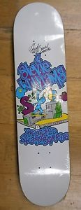 Buy Mark Gonzales Krooked Skateboard deck NOS Vision Real Stevie William in Cheap Price on m.alibaba.com