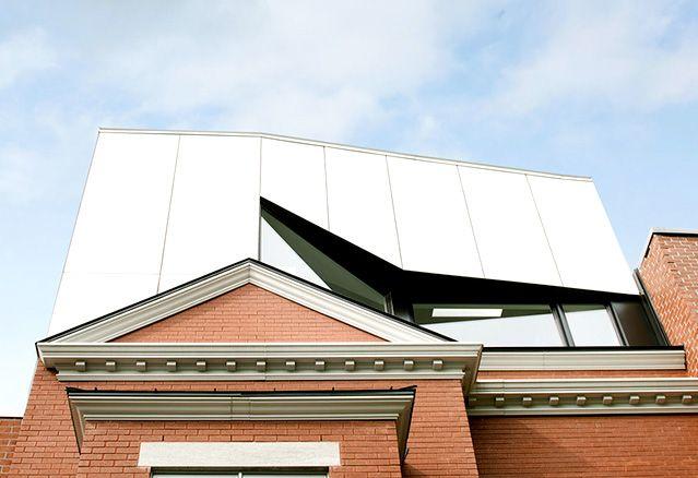 le toits de Habitations Waverly