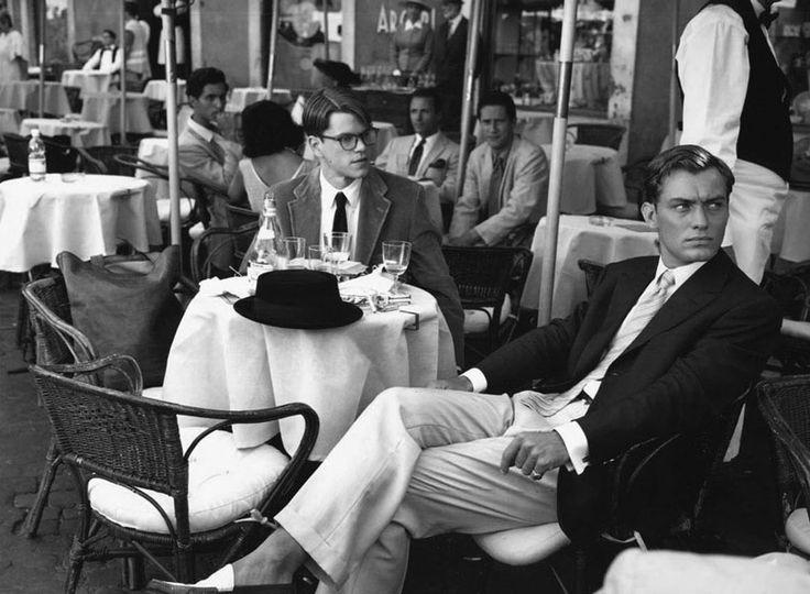 Tea at Five, Darlings?   gjvdbent:   The Talented Mr. Ripley