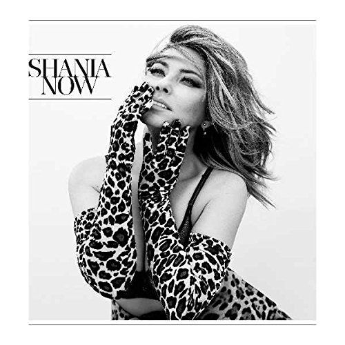 Now Shania Twain Album