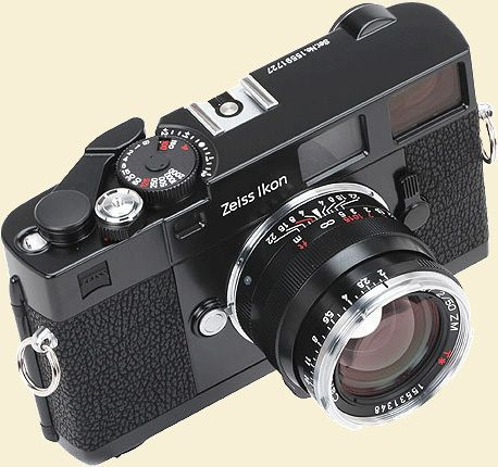 beautiful camera and its not a Leica