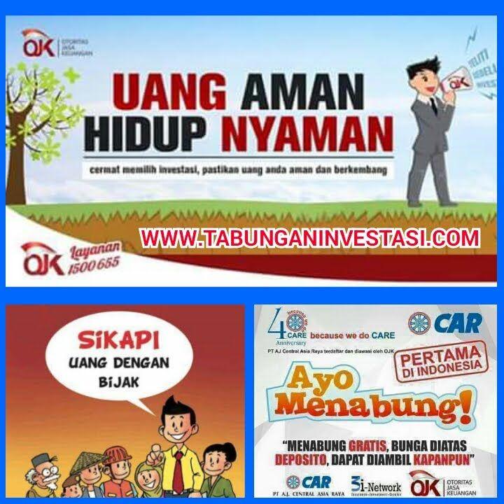 BISNIS TABUNGAN 3I-NETWORKS BUKAN INVESTASI BODONG-BUKAN MLM-BUKAN MONEY...