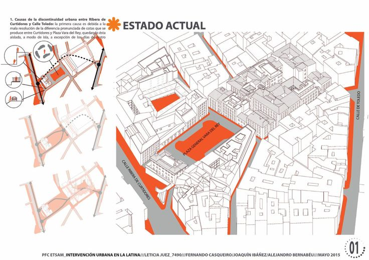 Intervención urbana en La Latina_PFC_Leticia Juez_ETSAM