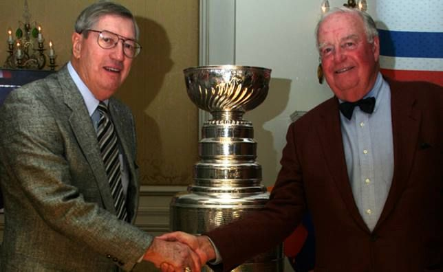 Remembering Al Arbour: With The Mastermind Of The Dynasty Years - GM Bill Torrey #LGI #StrongIsland