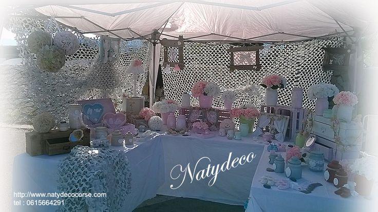 mon stand 2016 sur le marché de Porticcio vente également sur on site http://www.natydecocorse.com