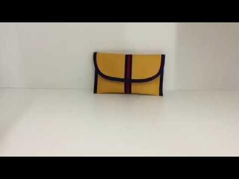bbf5b673dd Coudre un porte papier - Tuto Couture Madalena - YouTube Couture Pour Bébé,  Couture Sac