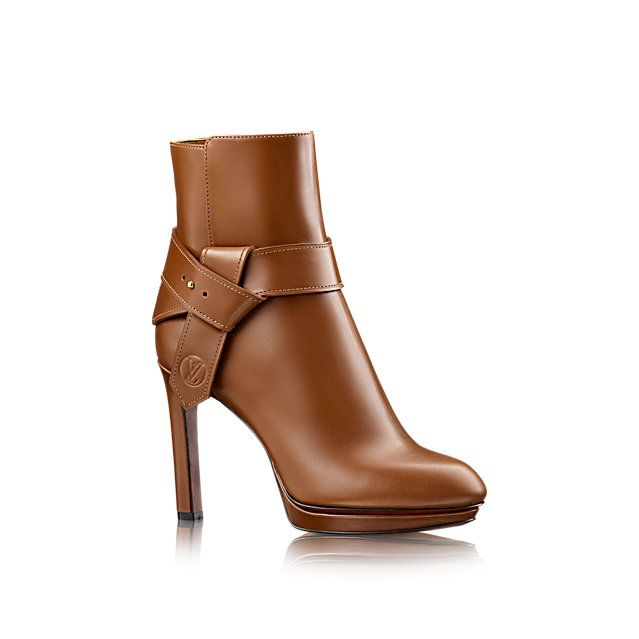 Belted Ankle Boot | LOUIS VUITTON
