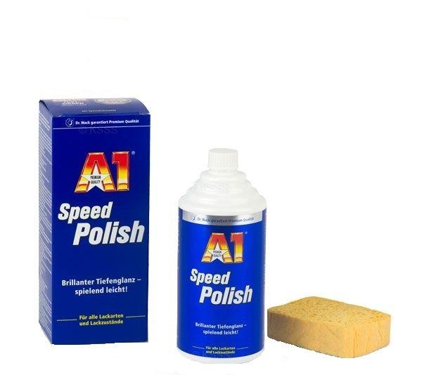 Polish Auto Profesional cu NANO particule - A1 Speed Polish