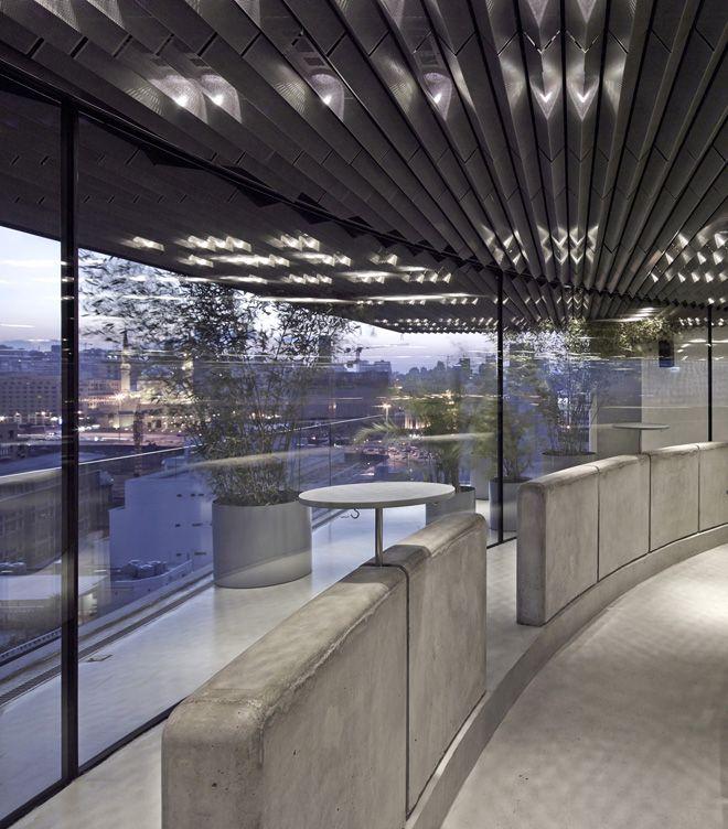 266 best bar restaurants by pslab images on pinterest for Office design hamra