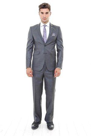 WSS Wessi 8 Drop Poliviskon Takım Elbise