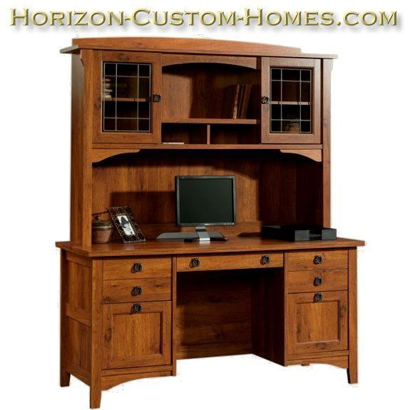 1000 images about mission amish style on pinterest for Craftsman style desk plans