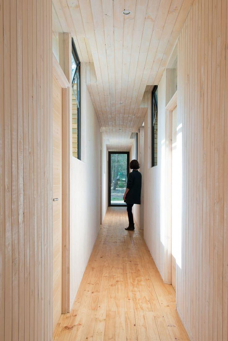 García de la Huerta & Gleixner Arquitectos, Sebastián Aedo / Estudio Apulso · Algarrobo House