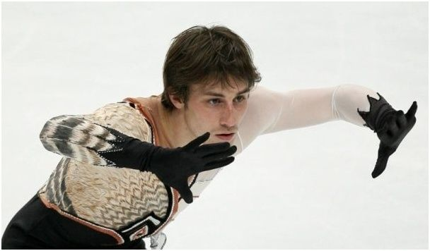 Brian Joubert - ice-skating Photo