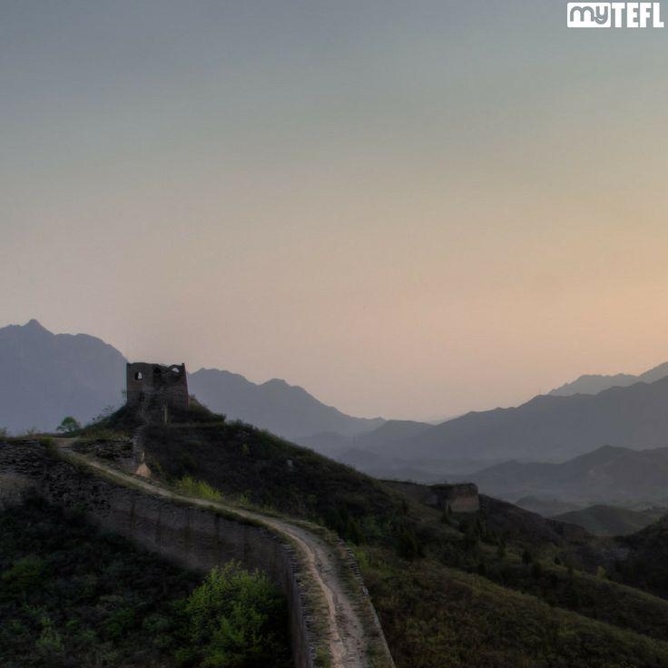 China beckons. #China #TEFL #travelchina #TEFLinChina #TEFLabroad #EFL #Tesol #travelAsia #Asia #Fareast #explore #120hour #myTEFL #teflteachers #getoutthere #RTW #adventure #chinaadventure #china2017 #Asiaadventure #GreatWall #Shanghai #Beijing