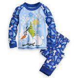 Disney Store – Olaf Pj Pal Pajama for Boys – Frozen – Size 6 – New