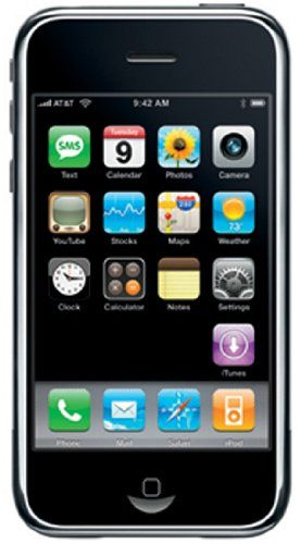 Apple iPhone 2G 8GB (Black)