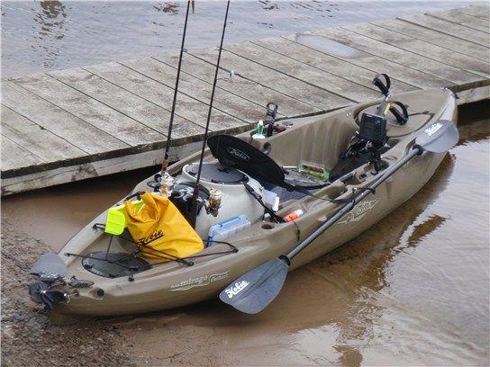 207 best images about kayaking on pinterest hobie pro for Hobie fishing kayak