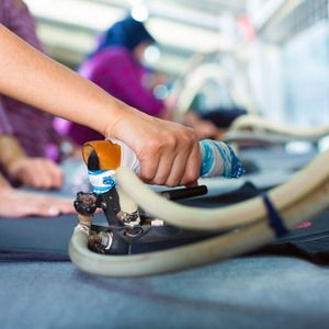 Fashion and Textiles job roles -- lists almost any job related to the field.