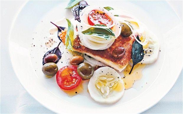 Donna Hay's Greek salad
