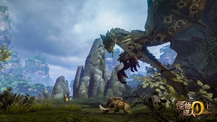 Monster Hunter Online Character Creation Ch Server - iMMOsite get your gaming life recorded - my.mmosite.com