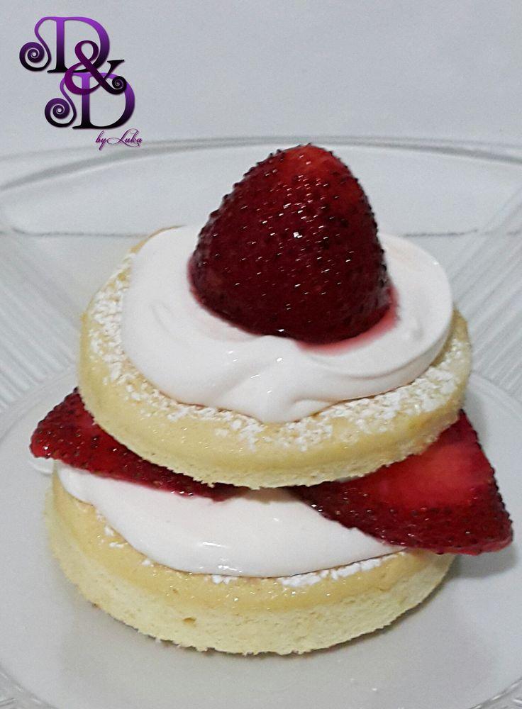 Mini Strawberry Shortcake