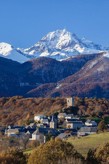 Le pic du midi de bigorre- Hautes-Pyrénées