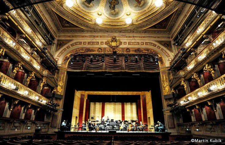 El Theater an der Wien es un teatro histórico de Viena, Austria.