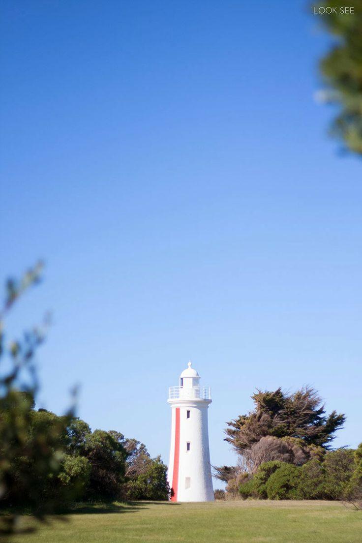 The 'Hat' on Mersey Bluff, Devonport. #devonport #tasmania #discovertasmaniaImage Image Credit: Naomi Fenton