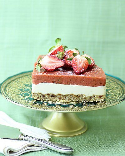 Raw cheesecake recipe | The Rawtarian