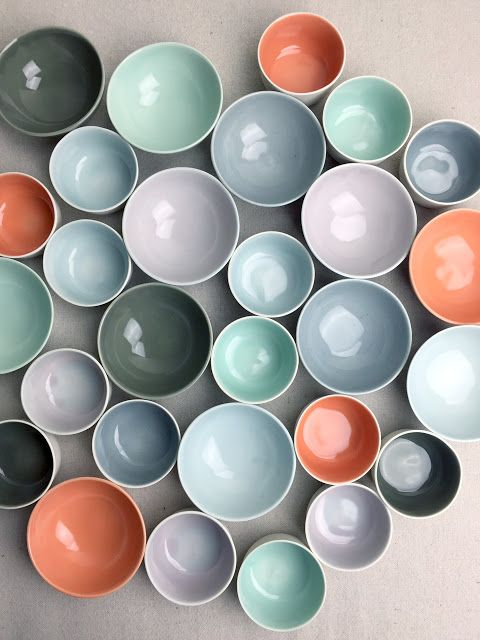 gleena porcelain colors