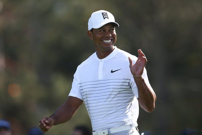 Tiger Woods Moves Up at Torrey Pines but Calls His Round Gross
