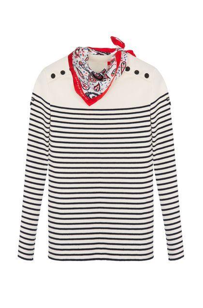 Essentiel mode automne 2015 marinière Claudie Pierlot Saint James