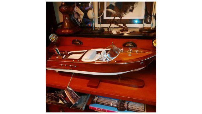 Modelboot Riva Aquarama AS182