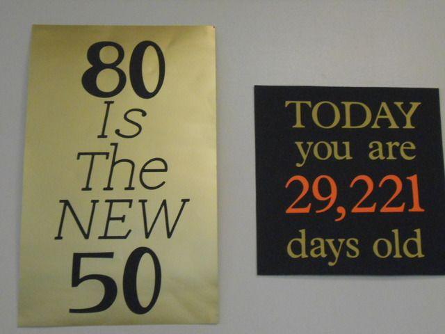 80th birthday tailgate party birthday s pinterest